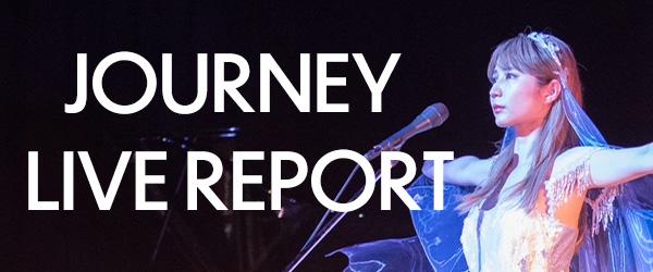 JOURNEY LIVE REPORT