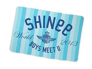 「SHINee WORLD 2013 ~Boys Meet U~」ブランケット