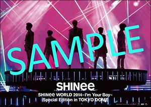 SHINee _poster _tokuten _sample