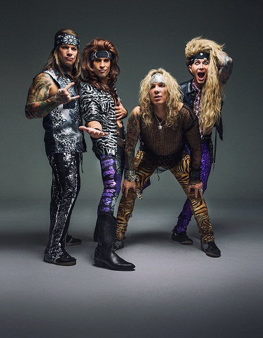 Steel _Panther _2013_2(Photo _By _David _Jackson) (1)