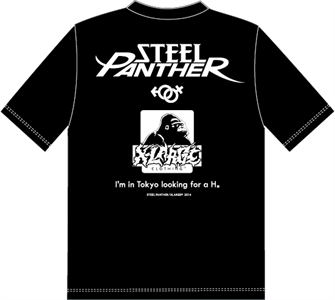Steelpanther Back