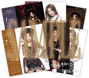 Calendar Sample Jiyeon