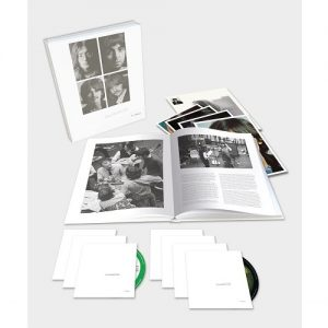 ビートルズ『ザ・ビートルズ(ホワイト・アルバム)』スーパー・デラックス・エディション(6CD+Blue-ray)