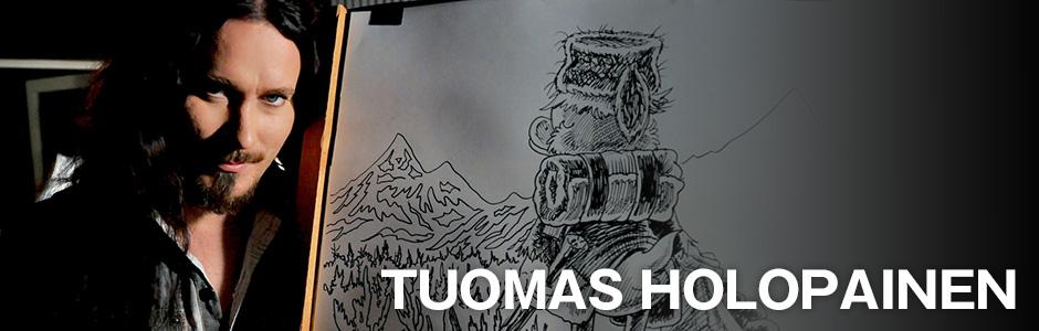 ツオーマス・ホロパイネン