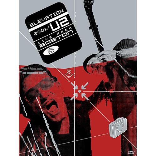 エレヴェイション2001:U2ライヴ・フロム・ボストン