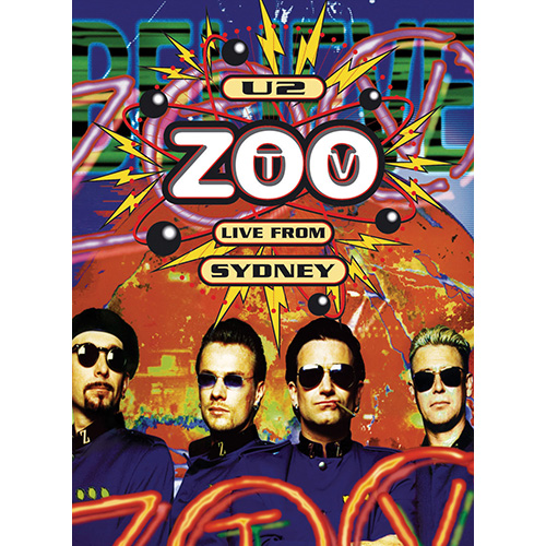ZOO TV〜ライヴ・フロム・シドニー