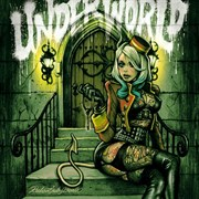 500VAMPS「UNDERWORLD」ジャケ写