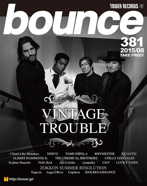 Bounce201508 Vintagetrouble