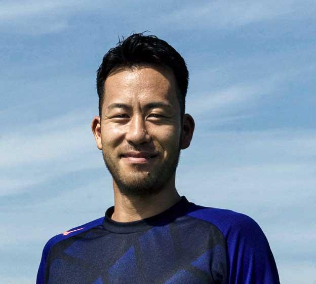 吉田麻也(プロサッカー選手)